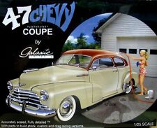 Galaxie 1947 Chevrolet Fleetmaster Coupe 1:25 Scale Model Kit  NEW