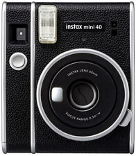 Fujifilm Instax Mini 40 ex D NERO NUOVA