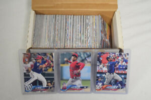 2018 Topps Update Series Complete Set Ohtani Acuna Soto Rookies AG349