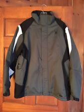 Spyder Men's Ski and Snow Jacket Size L Hunter Green and Black
