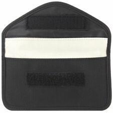 "7.5"" RFID Phone Signal Blocker Jammer Anti-Radiation Shield Case Pouch Large Pop"
