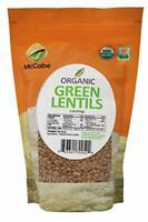McCabe Organic Green Lentils, 1-Pound