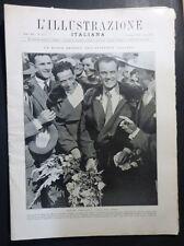 ILLUSTRAZIONE ITALIANA N.24/1928 - SPEC. SUCCESSI AVIAZIONE ITALIANA