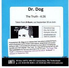 (EL246) Dr Dog, The Truth - 2013 DJ CD