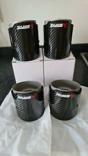 Akrapovic Exhaust Tips BMW M2 M3 M4 M5 70mm