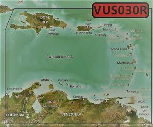 VUS030R BlueChart G2 HD Vision MARINE GPS MAP micro SD/SD FOR GARMIN GPS/SOUNDER