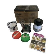 Ninja Auto-Spiralizer Kit, 2 discs compatible with CT682SP CT680W - KIT ONLY NOB