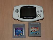 Nintendo Game Boy Advance Weiß AGB-001 Handheld-Spielkonsole