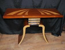 Art Deco Console Table Hall Tables