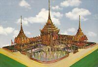 NEW YORK CITY -  New York World's Fair 1964-1965 - Thailand Pavilion