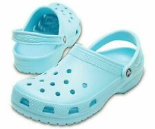 NEW Crocs Classic Ice Blue Clogs Shoes - Size Women's 6 or Men's 4 - Roomy Fit