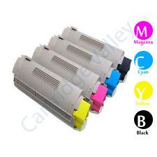 Compatible Toner Cartridge Set for Okidata Oki C5500 C5800 5500 KCMY 43324401-04