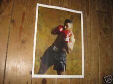 Mike Tyson Boxing Legend Studio POSTER #1