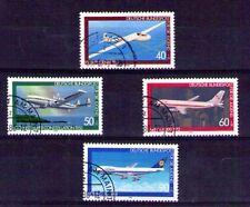 Alemania Federal aviones comerciales año 1980 (O-174)