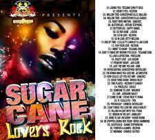 CHINESE ASSASSIN SUGAR CANE REGGAE LOVERS ROCK MIX CD