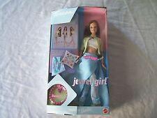 Teresa FRIEND OF Barbie jewel girl First EVER-FLEX waist Doll 28069 NRFB MIB