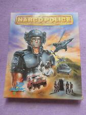 Jeu Amstrad CPC 464 - NARCO POLICE - Dynamic