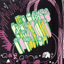 "THE CAVES - POLYMORPHIC LIGHT ERUPTION - 7"" VINYL SINGLE"
