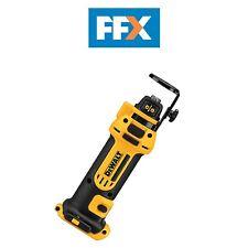 384590 Dewalt Fresatrice per cartongesso a Batteria 18 0 V Dcs551n-xj