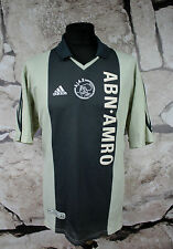 ADIDAS AJAX AMSTERDAM _ Football Shirt Jersey 2001/02 AWAY _ XXL _ ( 93 )