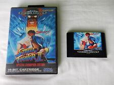 Street Fighter II 2 Special Championship Edition für Sega Mega Drive  in OVP