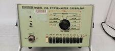 Boonton Model 25a Power Meter Calibrator Make Offers