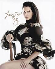Lana Del Rey In-person AUTHENTIC Autographed Photo COA SHA #95364