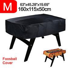 Waterproof Foosball Table Cover Billiard Outdoor Dust UV Protector Elastic Band
