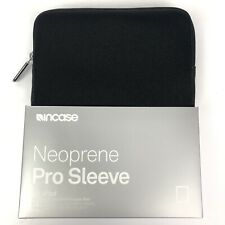 Incase Neoprene iPad Sleeve Black Padded Outer Protector Protection for Ipad