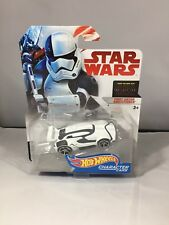 Star Wars Hot Wheels First Order Executioner Character Car The Last Jedi FJT82