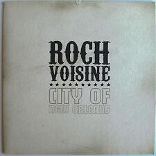 "ROCH VOISINE - CD SINGLE PROMO ""CITY OF NEW ORLEANS"""