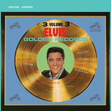 ELVIS PRESLEY ELVIS' GOLDEN RECORDS VOLUME 3 ORG 2LP 180 GRAM 45rpm NEW & SEALED