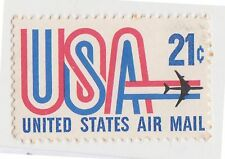 (UST-333) 1971 USA 21c USA Air mail (D)