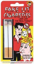 Funnyman Jokes: Fake Lit Cigarettes Classic Jokes Novelty Party Stocking Filler