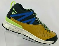 Nike Okwahn II 2 ACG Trail Shoes Dark Citron 525367 301 Men's Size 11