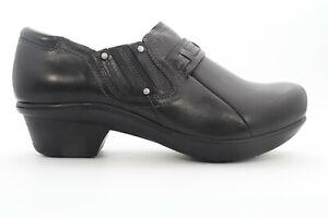 Abeo 24/7  Carina Slip On Slip Resistant Black Women's Size 8.5  ()$$