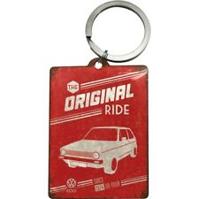 Porte clé 47038-vw golf-the original ride - 6 x 4,5 CM-NEUF