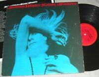 JOHNNY WINTER Saints & Sinners VINYL LP record 1st USA ed.1974 album VG+/VG+ and