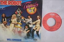 Teach In - The Robot-  Single, 1979 - CNR -  6.12 466