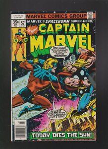 Captain Marvel #57 (July 1978, Marvel)