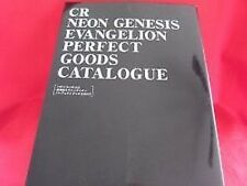 Evangelion CR perfect goods catalogue book /product