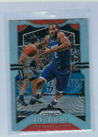 2020 Panini Chronicles Prizm Update Silver Holo #505 Kawhi Leonard Clippers SSP
