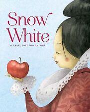 Snow White: A Fairy Tale Adventure (Fairy Tale Adventures)-ExLibrary