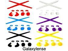Earsocks Nose Pads Rubber Kits Oakley Juliet,Penny,Mars,X Metal XX 6 Sets