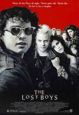 The Lost Boys Movie Poster Print Art Photo 8x10 11x17 16x20 22x28 24x36 27x40