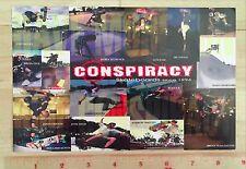 Conspiracy Skateboard Flier Lindsey Kuhn Zorlac Pushead Bryan Pennington