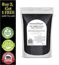 8oz Black Cumin Seeds  NIGELLA SATIVA Black Seed Herbs Kalonji Comino Negro