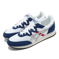 Asics Tiger Tarther OG White Blue Red Men Running Casual Shoes 1191A211-101