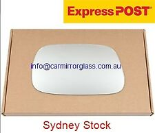 LEFT PASSENGER SIDE MIRROR GLASS FOR LEXUS IS200 IS300 1999-2005