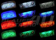 LETRONIX 12 SMD LED Platine B8,5D Sockel Armaturenbeleuchtung Tachobeleuchtung